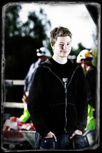 Joel Norrby, Träarbetare