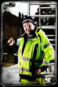 Johan Larsson, Träarbetare