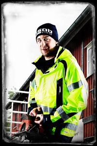 Jonas Höglund, Träarbetare