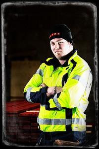 Tobias Johansson, Träarbetare