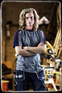 Patrik Nilsson, Träarbetare