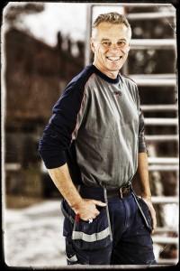 Christer Winberg, Träarbetare