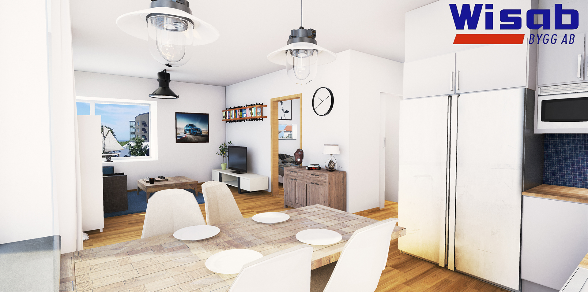 Wisab » två rum & kök bilder